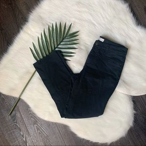 J. Jill smooth fit straight leg jeans